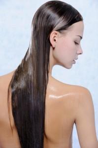 Измиване на косата