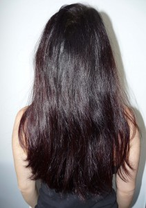 Коса след къна